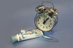 Gebruik geen zure producten één uur voor het tandenpoetsen